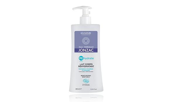 Lait corps REhydrate : hydratez votre peau durablement