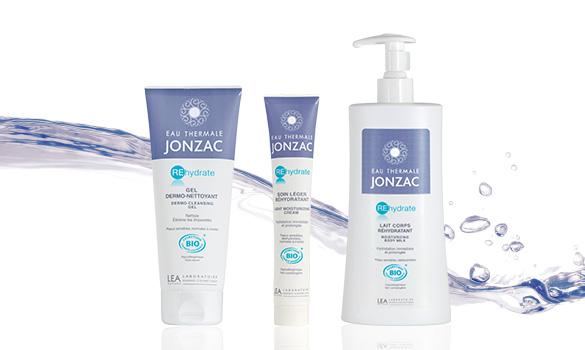 Soins réhydratation maximale bio - REhydrate d'Eau Thermale Jonzac
