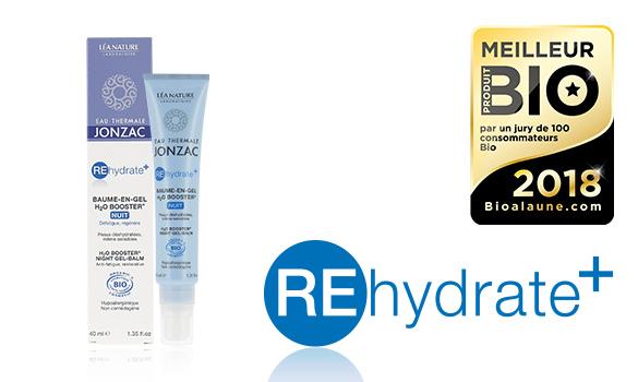 Baume gel booster Rehydrate+ Meilleur Produit Bio
