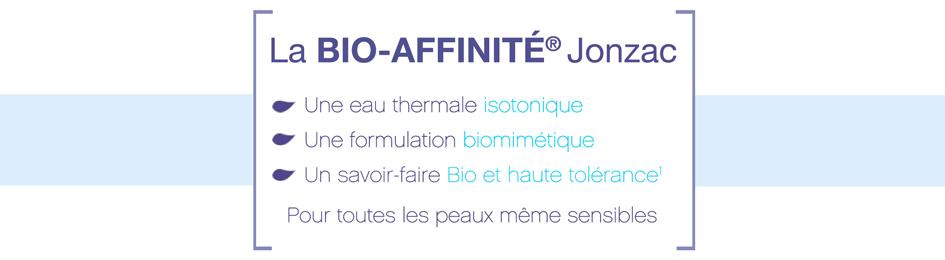 La bio-affinité Jonzac