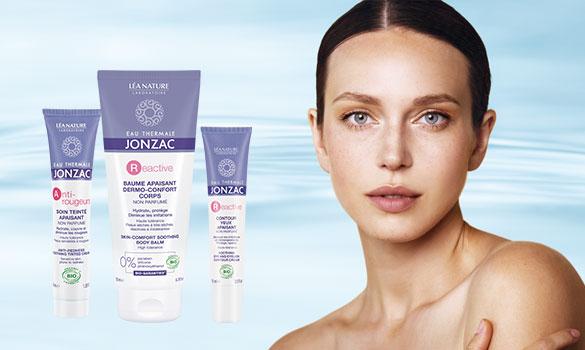 Les routines pour peaux réactives Jonzac
