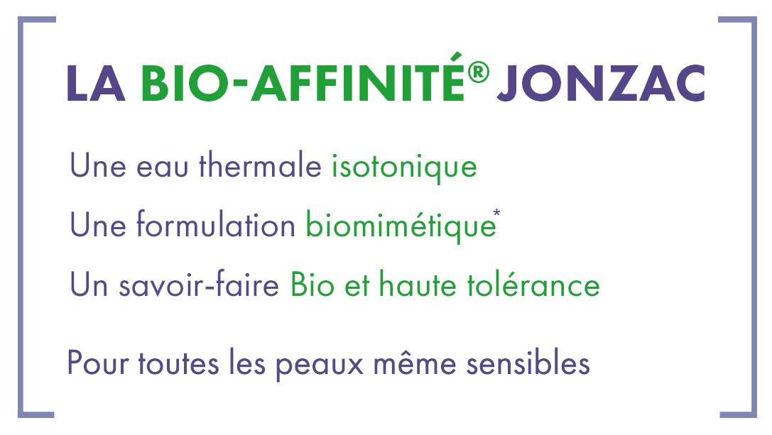 Encart bio affinité Jonzac