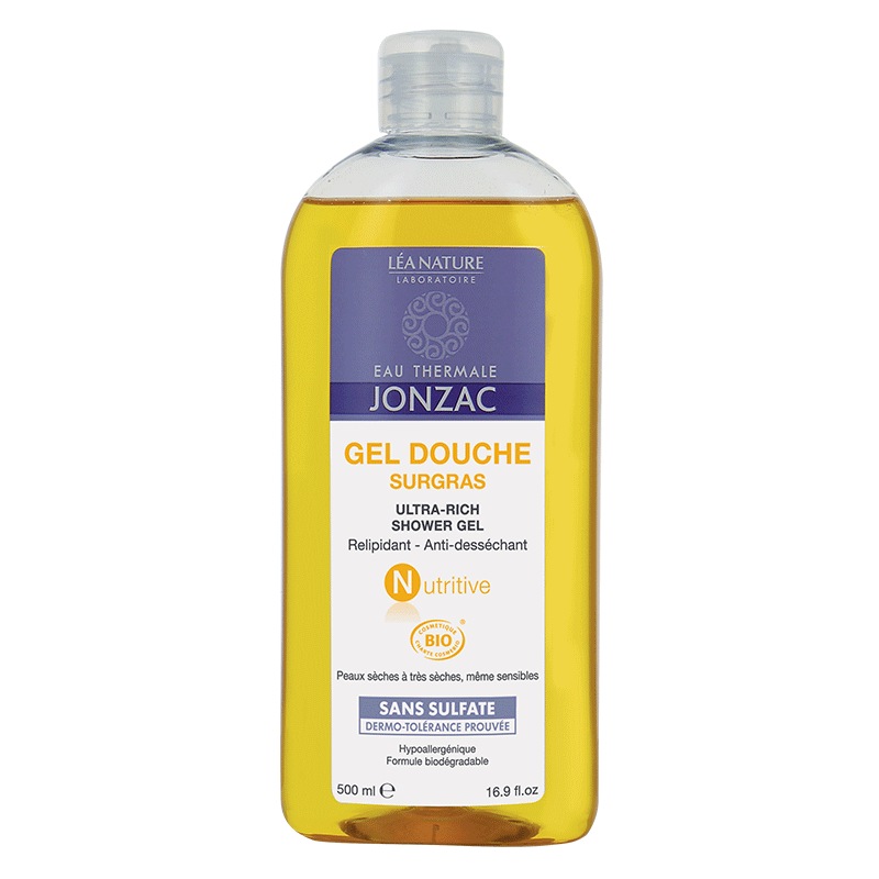 Gel douche surgras – 500ml_image
